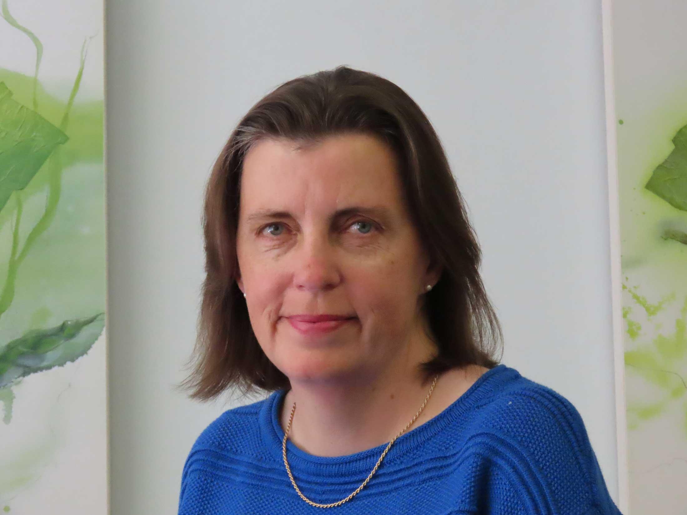 Delia Cann